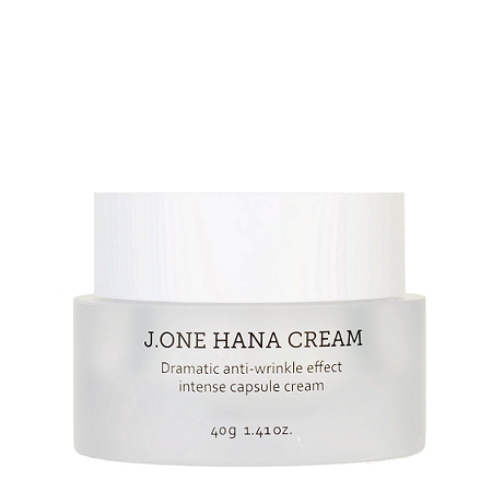 J.One - Hana Cream (40g) | Chuusi | Shop Korean and Taiwanese Cosmetics & Skincare at Chuusi.ca