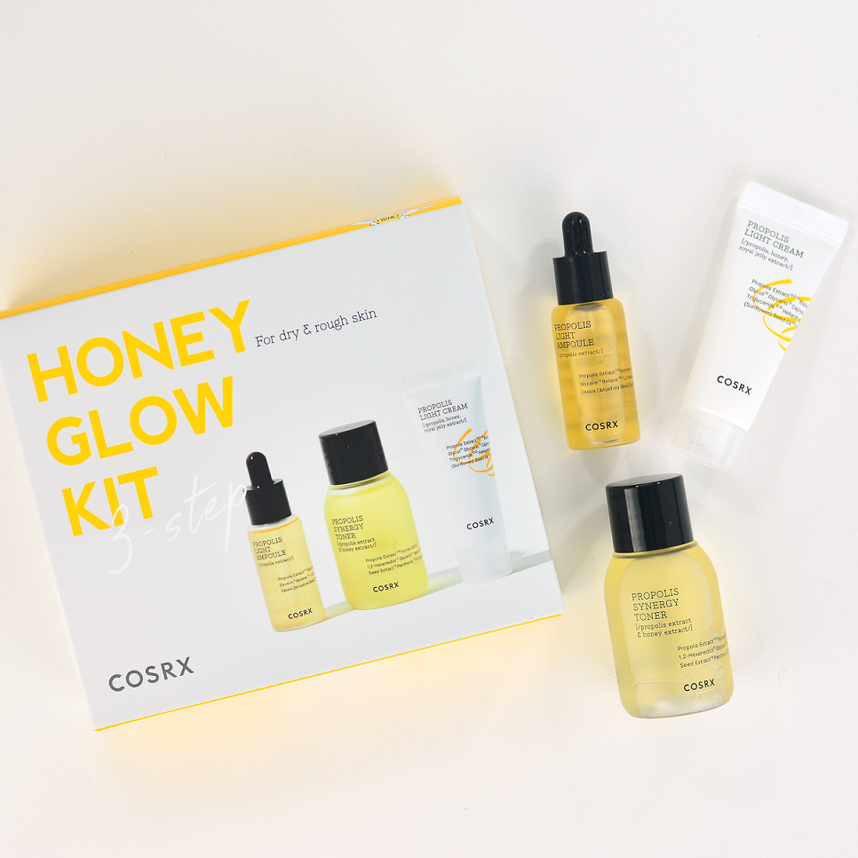 Cosrx Honey Glow Kit 3-Step -- Shop KBeauty in Canada & USA at Chuusi.ca