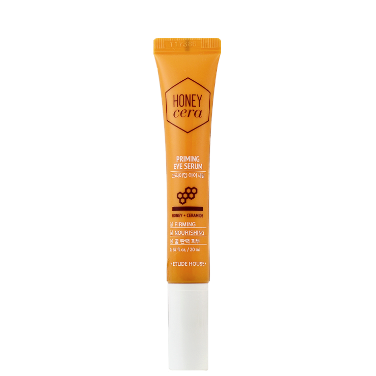 ETUDE HOUSE Honey Cera Priming Eye Serum | Shop Etude House Korean skincare cosmetics in Canada & USA at Chuusi.ca