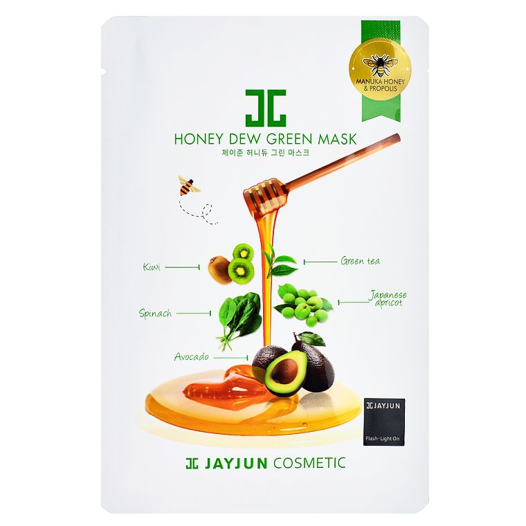 JAYJUN Honey Dew Green Mask | Canada & USA | Chuusi.ca