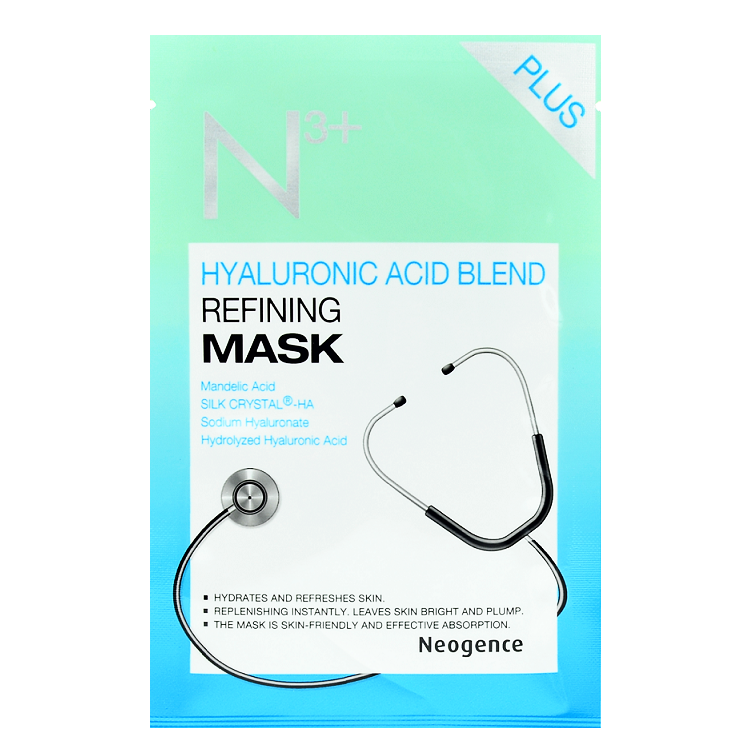 N3+ Hyaluronic Acid Blend Refining Mask