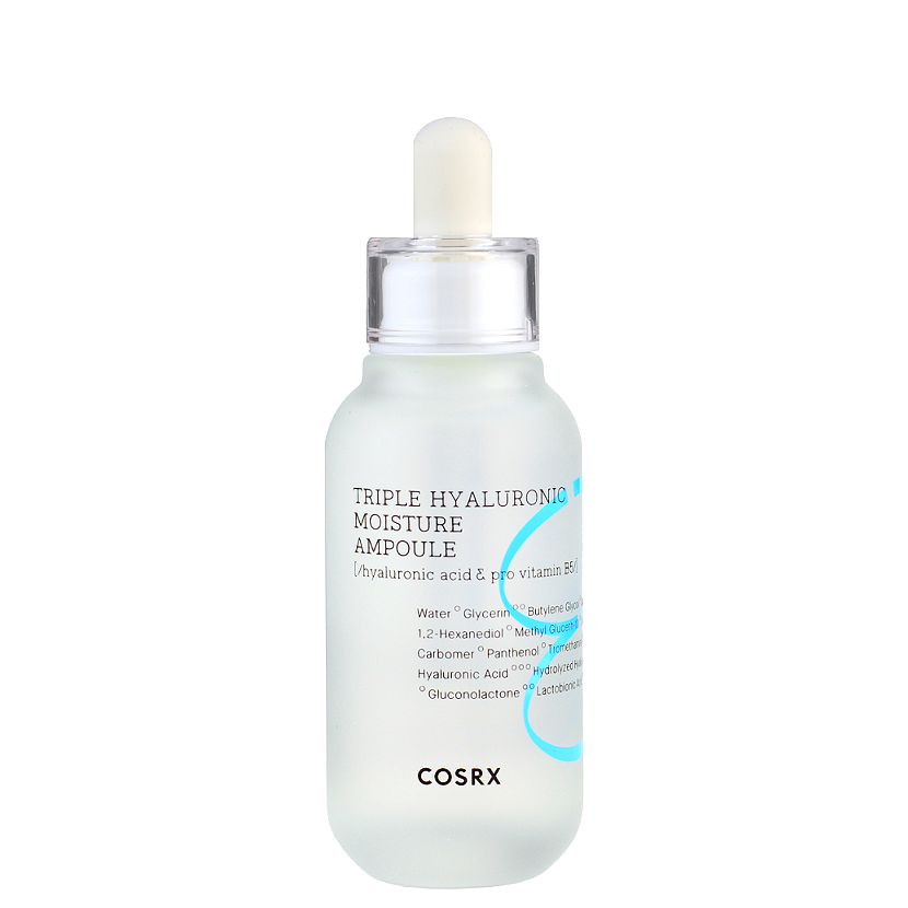 COSRX Hydrium Triple Hyaluronic Moisture Ampoule -- Shop Korean Japanese Taiwanese Skincare in Canada & USA at Chuusi.ca