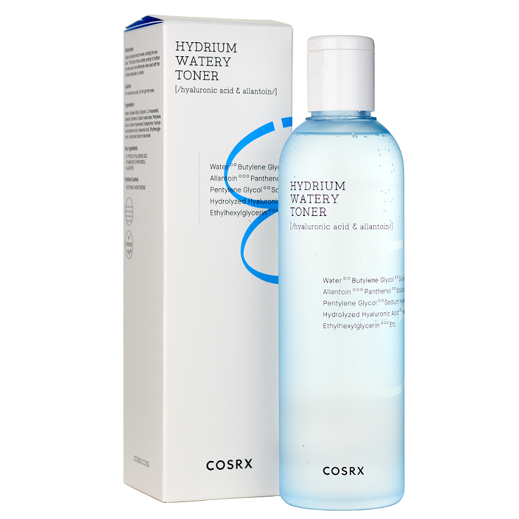 COSRX Hydrium Watery Toner -- Shop Korean Japanese Taiwanese skincare in Canada & USA at Chuusi.ca