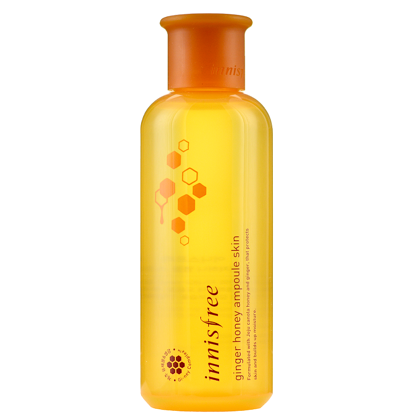 INNISFREE Ginger Honey Ampoule Skin | Shop Korean Japanese Taiwanese Skincare at Chuusi.ca