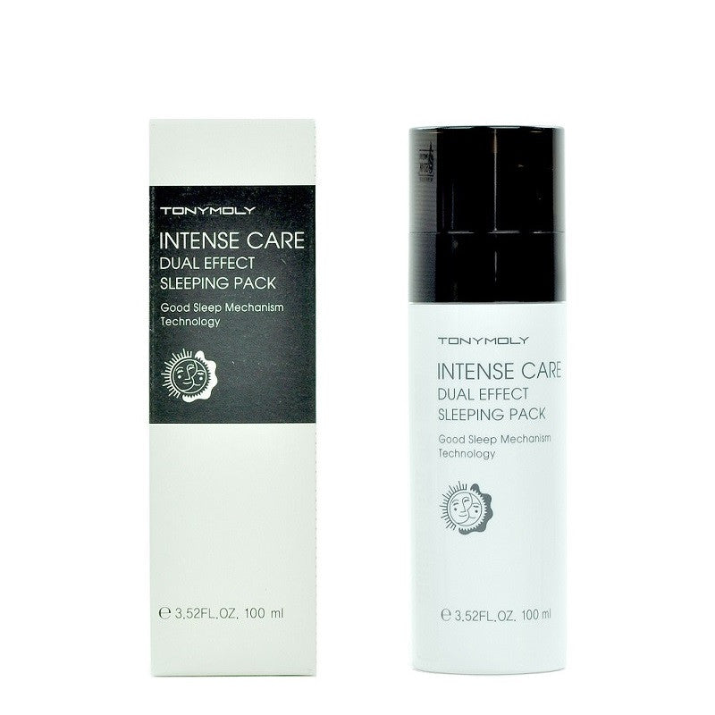 Tony Moly - Intense Care Dual Effect Sleeping Pack | Chuusi | Shop Korean and Taiwanese Cosmetics & Skincare at Chuusi.ca - 2