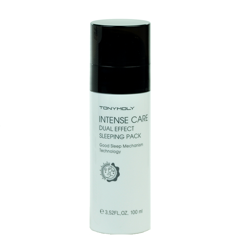 Tony Moly - Intense Care Dual Effect Sleeping Pack | Chuusi | Shop Korean and Taiwanese Cosmetics & Skincare at Chuusi.ca - 1