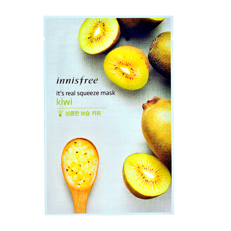Innisfree - It's Real Squeeze Mask | Chuusi | Shop Korean and Taiwanese Cosmetics & Skincare at Chuusi.ca - 8