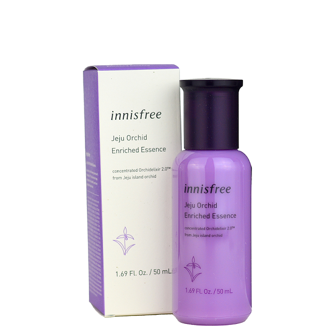 Innisfree Jeju Orchid Enriched Essence -- Shop Korean Japanese Taiwanese skincare in Canada & USA at Chuusi.ca