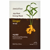 INNISFREE Jeju Root Energy Mask - Ginger -- Shop Korean Japanese Taiwanese skincare in Canada & USA at Chuusi.ca