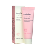 Innisfree Jeju Cherry Blossom Tone-Up Cream (50ml tube) -- Shop Korean Japanese Taiwanese skincare in Canada & USA at Chuusi.ca