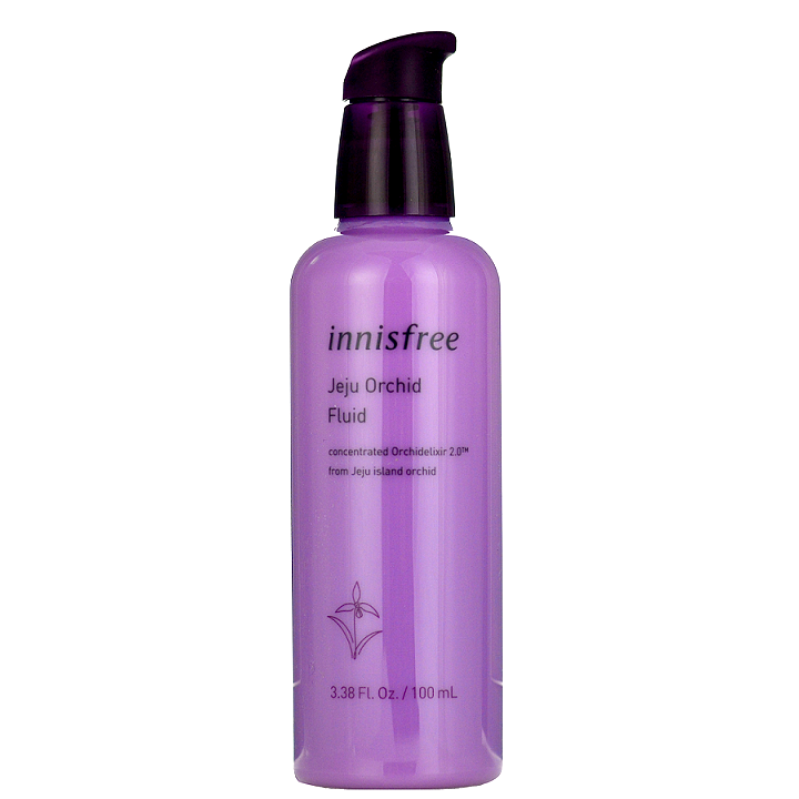 Innisfree Jeju Orchid Fluid -- Shop Korean Japanese Taiwanese skincare in Canada & USA at Chuusi.ca