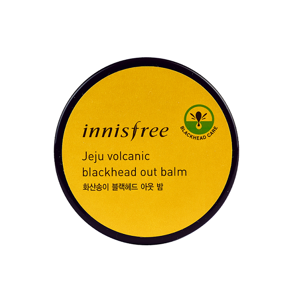 Innisfree - Jeju Volcanic Blackhead Out Balm | Chuusi | Shop Korean and Taiwanese Cosmetics & Skincare at Chuusi.ca