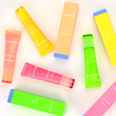 LANEIGE Lip Glowy Balm -- Shop Korean Japanese Taiwanese Skincare in Canada & USA at Chuusi.ca