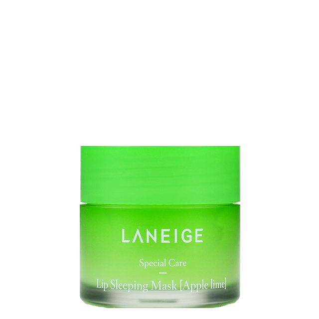 LANEIGE Lip Sleeping Mask - Apple Lime | Shop Laneige Korean skincare cosmetics in Canada & USA at Chuusi.ca