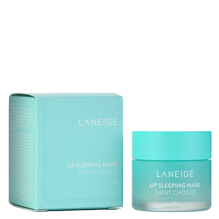LANEIGE Lip Sleeping Mask - Mint Choco -- Shop Korean Japanese Taiwanese Skincare in Canada & USA at Chuusi.ca