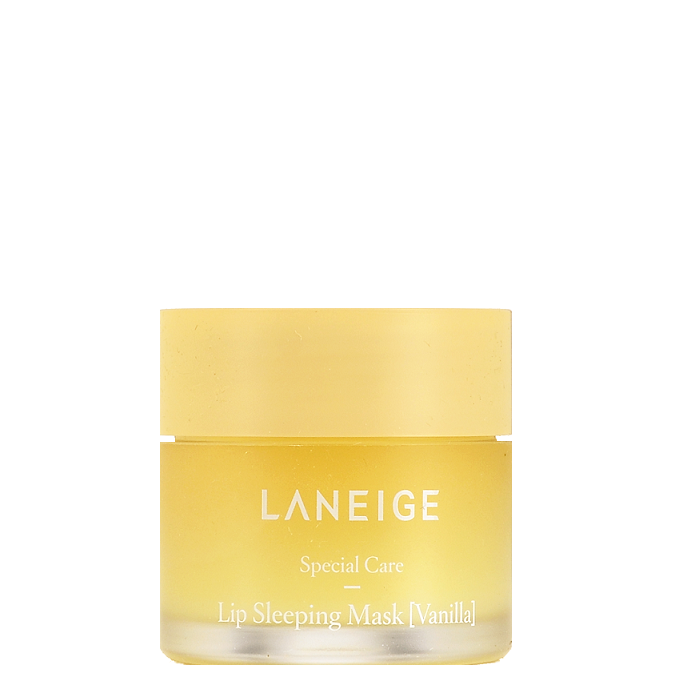 LANEIGE Lip Sleeping Mask - Vanilla | Shop Laneige Korean skincare cosmetics in Canada & USA at Chuusi.ca