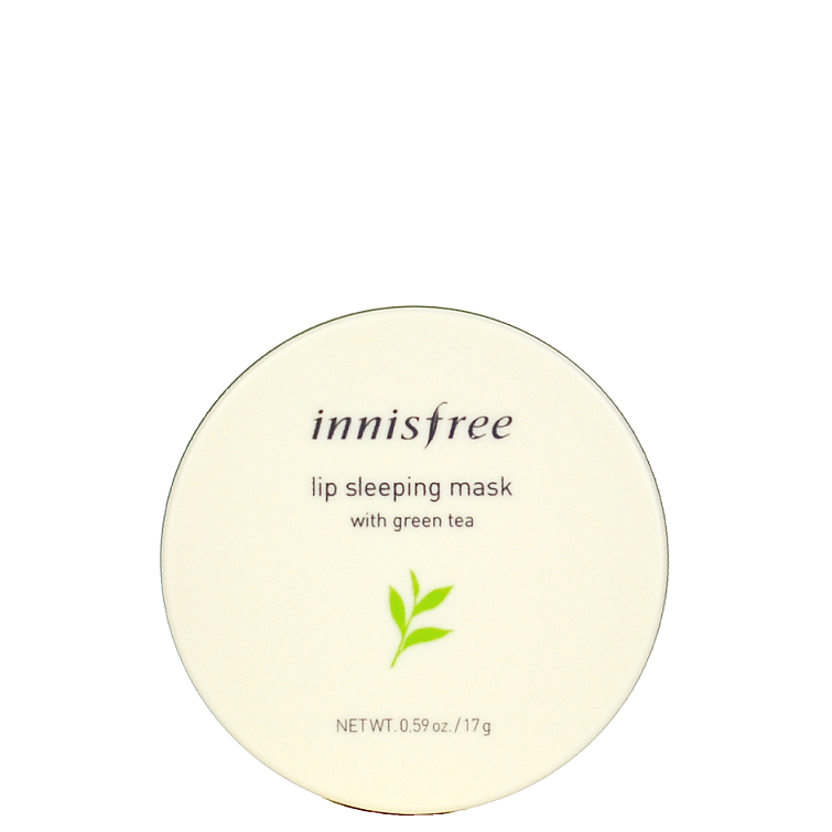 INNISFREE Lip Sleeping Mask with Green Tea -- Shop Korean Japanese Taiwanese Skincare in Canada & USA at Chuusi.ca