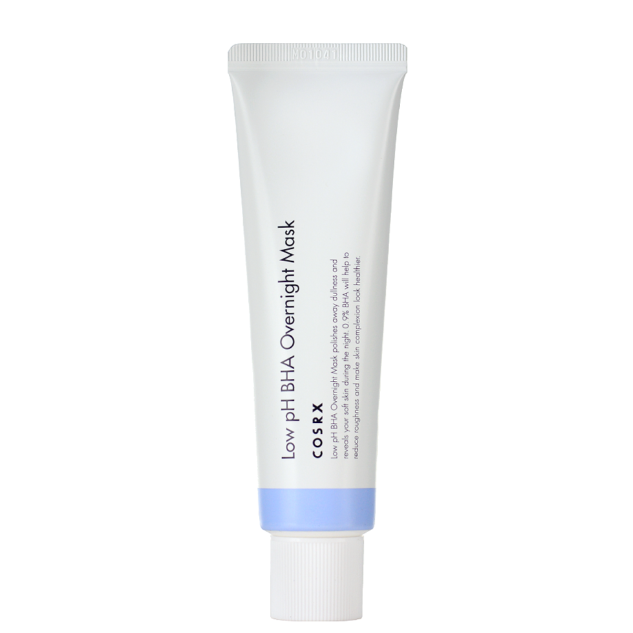 COSRX Low pH BHA Overnight Mask | Shop Korean Japanese Taiwanese Skincare in Canada & USA at Chuusi.ca