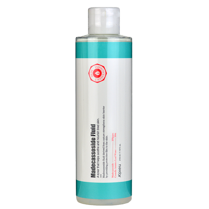 A'Pieu Madecassoside Fluid (210ml) -- Shop Korean Japanese Taiwanese skincare in Canada & USA at Chuusi.ca