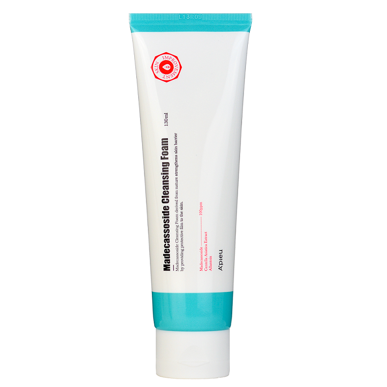 A'PIEU Madecassoside Cleansing Foam -- Shop Korean Japanese Taiwanese Skincare in Canada & USA at Chuusi.ca