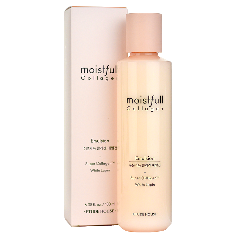 Etude House Moistfull Collagen Emulsion (Renewed) -- Shop Korean Japanese Taiwanese skincare in Canada & USA at Chuusi.ca