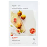 INNISFREE My Real Squeeze Mask EX - Fig -- Shop Korean Japanese Taiwanese skincare in Canada & USA at Chuusi.ca