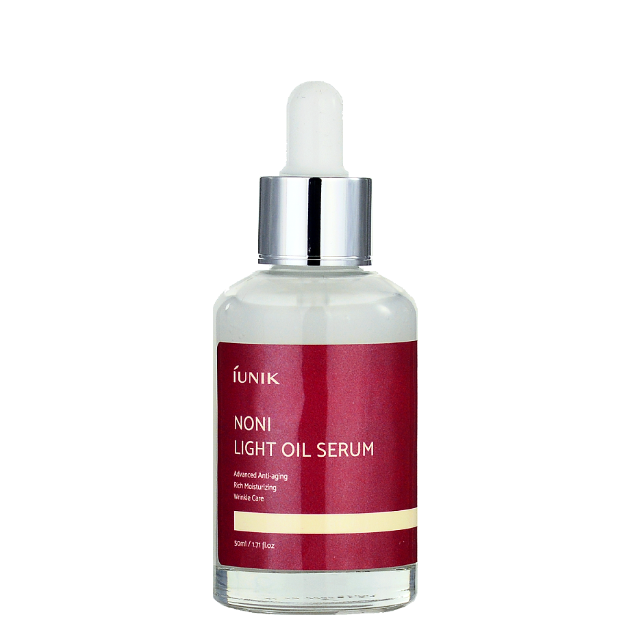 IUNIK Noni Light Oil Serum | Shop Korean Japanese Taiwanese Skincare in Canada & USA at Chuusi.ca