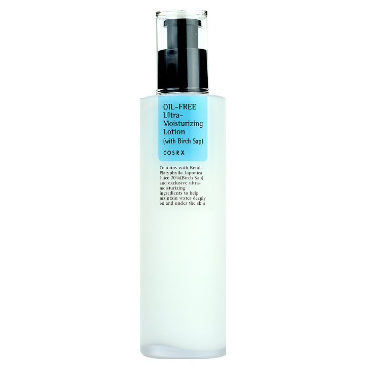 Oil-Free Ultra-Moisturizing Lotion (With Birch Sap)