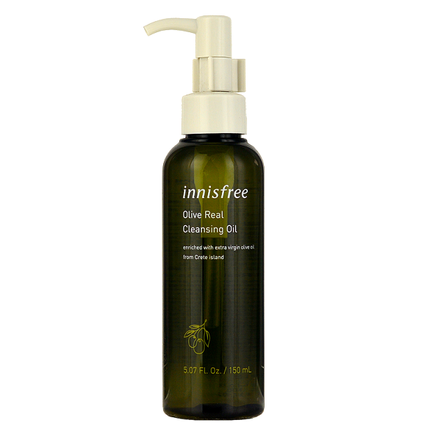 Innisfree Olive Real Cleansing Oil -- Shop Korean Japanese Taiwanese skincare in Canada & USA at Chuusi.ca