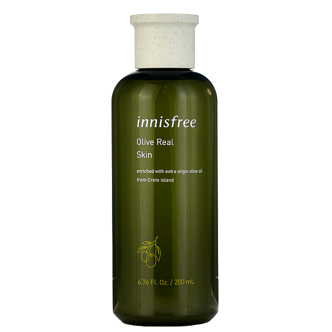 Innisfree Olive Real Skin -- Shop Korean Japanese Taiwanese skincare in Canada & USA at Chuusi.ca