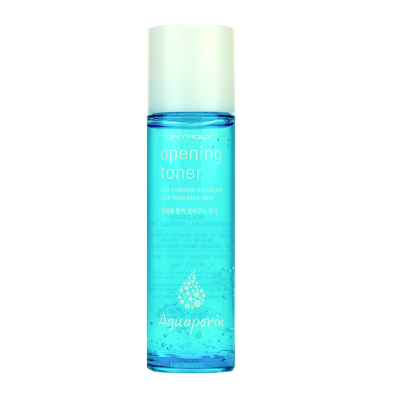 Tony Moly - Aquaporin Opening Toner | Chuusi | Shop Korean and Taiwanese Cosmetics & Skincare at Chuusi.ca