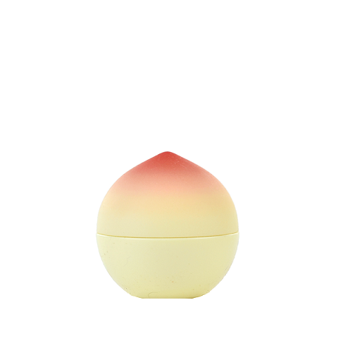 Mini Peach Lip Balm