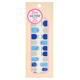 Etude House Play Nail Sticker Full Tip - No. 05 Denim Jacket -- Shop Korean Japanese Taiwanese skincare in Canada & USA at Chuusi.ca
