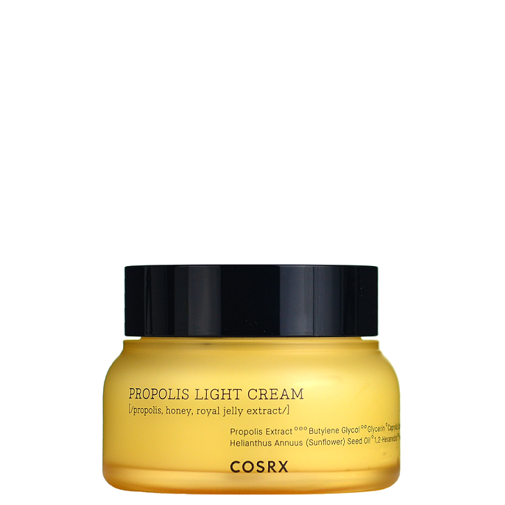 COSRX Full Fit Propolis Light Cream -- Shop Korean Japanese Taiwanese skincare in Canada & USA at Chuusi.ca