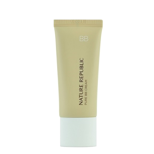 Nature Republic - Pure BB Cream | Chuusi | Shop Korean and Taiwanese Cosmetics & Skincare at Chuusi.ca - 1