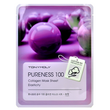 Tony Moly - Pureness 100 Collagen Mask Sheet | Chuusi | Shop Korean and Taiwanese Cosmetics & Skincare at Chuusi.ca