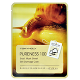 Tony Moly - Pureness 100 Snail Mask Sheet | Chuusi | Shop Korean and Taiwanese Cosmetics & Skincare at Chuusi.ca