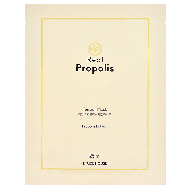 Etude House Real Propolis Tension Mask -- Shop Korean Japanese Taiwanese skincare in Canada & USA at Chuusi.ca