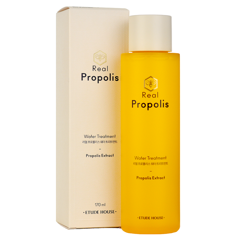 Etude House Real Propolis Water Treatment -- Shop Korean Japanese Taiwanese skincare in Canada & USA at Chuusi.ca
