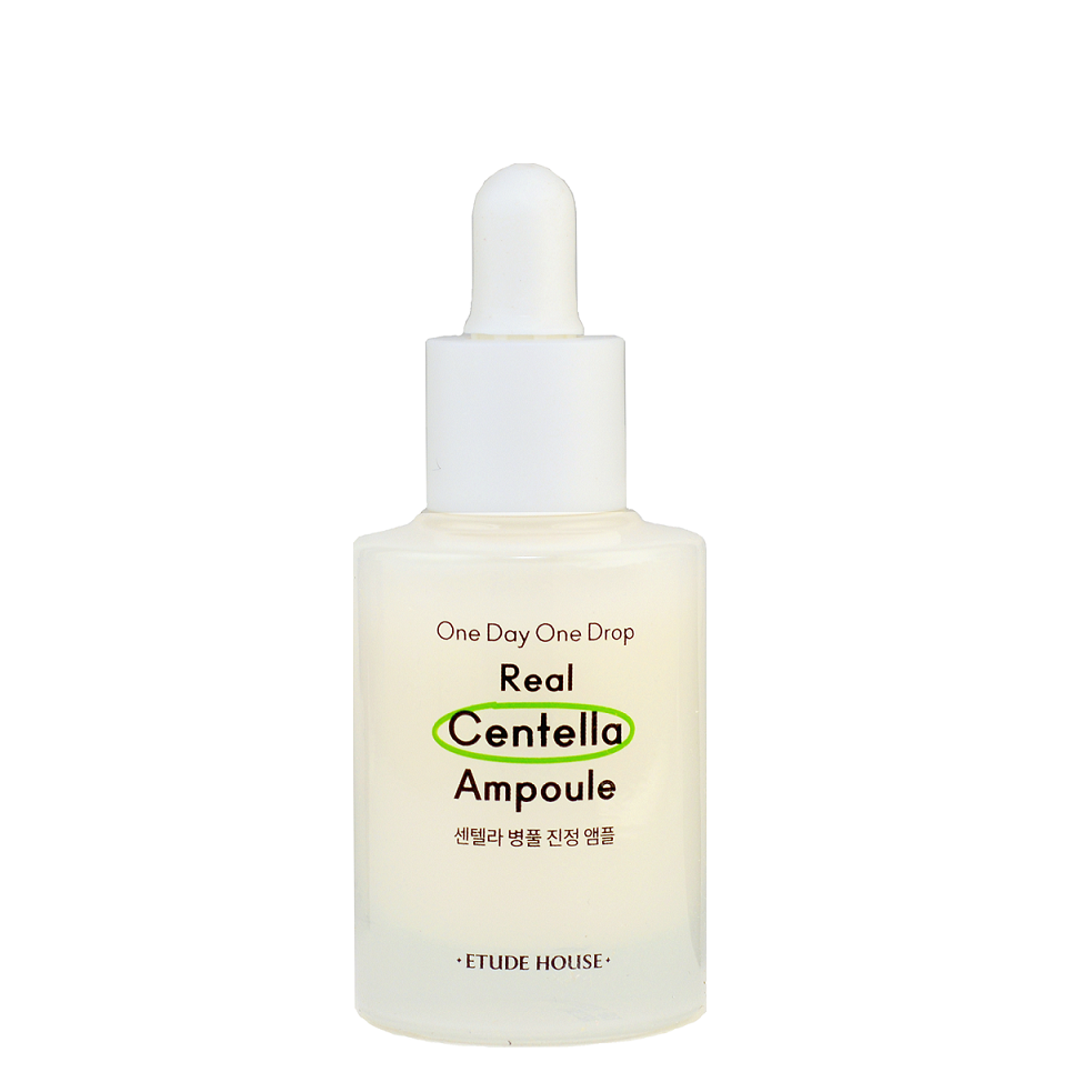 ETUDE HOUSE One Day One Drop Real Ampoule - Centella -- Shop Korean Japanese Taiwanese Skincare in Canada & USA at Chuusi.ca