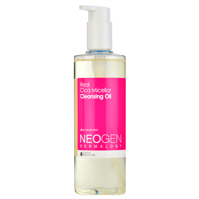 NEOGEN Real Cica Micellar Cleansing Oil -- Shop Korean Japanese Taiwanese Skincare in Canada & USA at Chuusi.ca