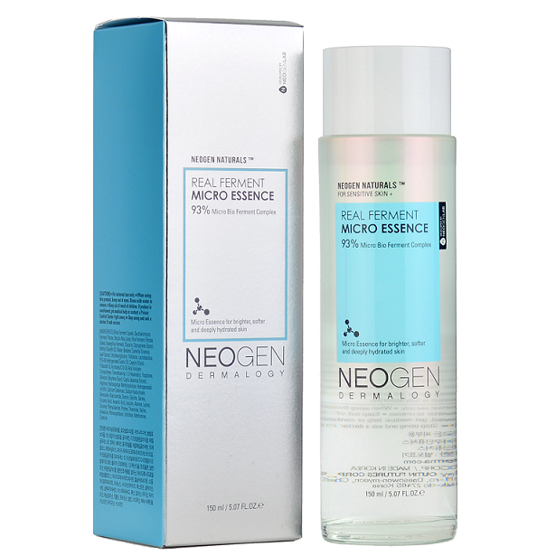 NEOGEN Real Ferment Micro Essence -- Shop Korean Japanese Taiwanese Skincare in Canada & USA at Chuusi.ca