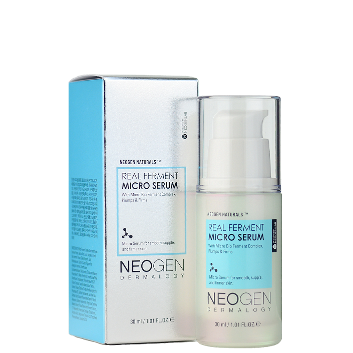 Neogen Real Ferment Micro Serum -- Shop Korean Japanese Taiwanese skincare in Canada & USA at Chuusi.ca