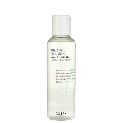Refresh AHA BHA Vitamin C Daily Toner (280ml)