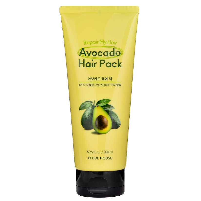 Etude House Repair My Hair - Avocado Hair Pack -- Shop Korean Japanese Taiwanese Skincare in Canada & USA at Chuusi.ca