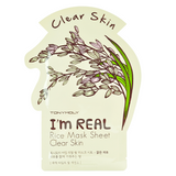 Tony Moly - I'm Real Mask Sheet | Chuusi | Shop Korean and Taiwanese Cosmetics & Skincare at Chuusi.ca - 8