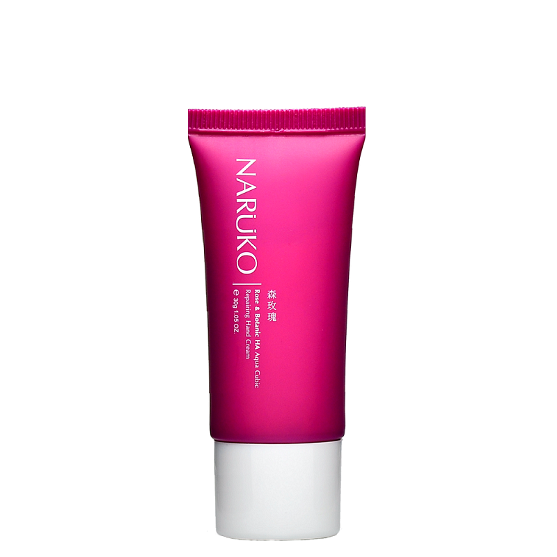 NARUKO Rose & Botanic HA Aqua Cubic Repairing Hand Cream -- Shop Korean Japanese Taiwanese Skincare in Canada & USA at Chuusi.ca
