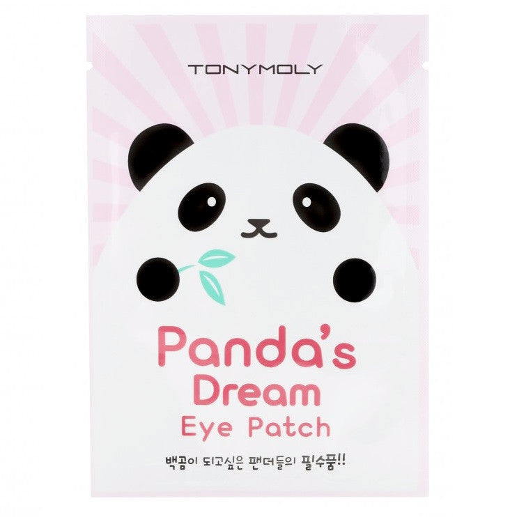 Tony Moly - Panda's Dream Eye Patch | Chuusi | Shop Korean and Taiwanese Cosmetics & Skincare at Chuusi.ca - 1