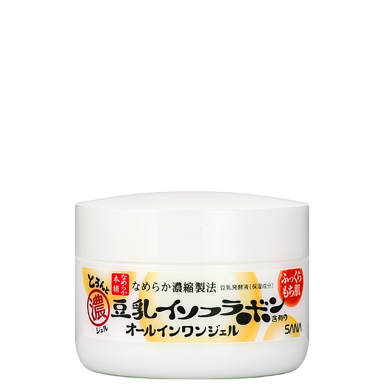 SANA Nameraka Honpo Extra Moist Gel -- Shop Japanese Skincare in Canada & USA at Chuusi.ca
