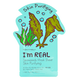Tony Moly - I'm Real Mask Sheet | Chuusi | Shop Korean and Taiwanese Cosmetics & Skincare at Chuusi.ca - 4